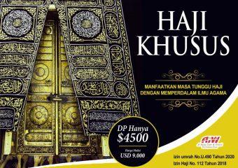 Paket Haji Khusus